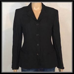 Preston & York Black Blazer